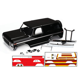 Traxxas TRA8010X  Black Ford Bronco w/ Decals