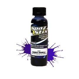 Spaz Stix SZX15600  Candy Purple Airbrush Paint (2oz)