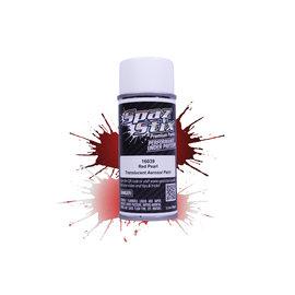 Spaz Stix SZX16039  Red Pearl Aerosol Paint 3.5oz Can