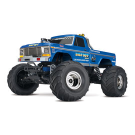 Traxxas TRA36034-1  R5 Classic Bigfoot 1/10 Monster Truck w/ Battery & Charger