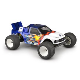 J Concepts JCO0376  1995 Ford F-150 RC10T2 Truck Clear Body