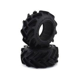 J Concepts JCO3151-02  JConcepts Fling King Short Course Tires (2) (Green)