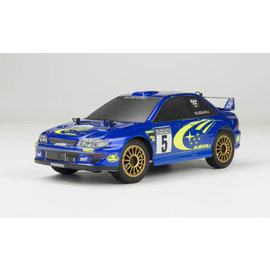 Carisma CIS80068  GT24 1/24 Scale Micro 4WD Brushless RTR, Subaru WRC