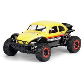 Proline Racing PRO3238-62  Pro-Line Volkswagen Baja Bug Body (Clear) (Slash)