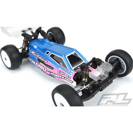 J Concepts PRO3539-25  Axis Light Weight Clear Body for Yokomo YZ-2 1/10 Buggy