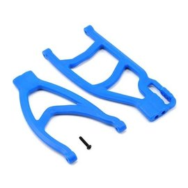 RPM R/C Products RPM70485  Blue Extended Right Rear A-Arms Summit, Revo & E-Revo