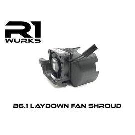R1wurks R1-060008  R1 B6.1 Laydown Fan Shroud Complete