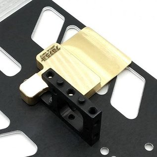 7075.it 7075-T20-04  T4'20 Brass Receiver Holder