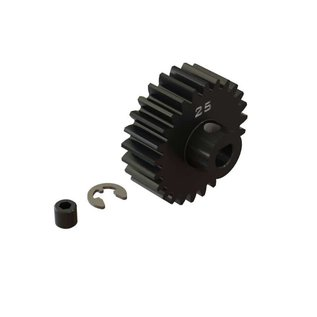 Arrma ARA310972  Pinion Gear, 25T HD Mod1 Safe-D5