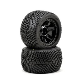 "Proline Racing PRO1177-11 Road Rage 3.8"" Street Mounted Tires"