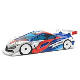 Bittydesign BDYTC-190HYP  HYPER 1/10 Touring Car Body (Clear) (190mm) (Light Weight)