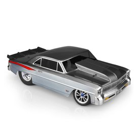 J Concepts JCO0398  1966 Chevy II Nova, 1 Piece Body