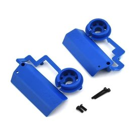 RPM R/C Products RPM80435  Blue Shock Shaft Guards X-Maxx