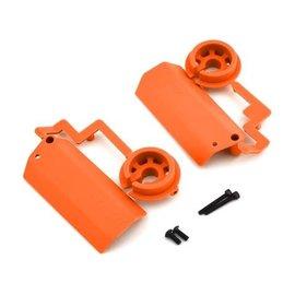 RPM R/C Products RPM80438  Orange Shock Shaft Guards