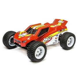 TLR / Team Losi LOS03017T1  Red Yellow 1/10 22S ST 2WD Brushless RTR with AVC