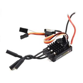 Castle Creations CSE010-0162-00  Mamba Micro X Crawler Waterproof Sensored Brushless ESC