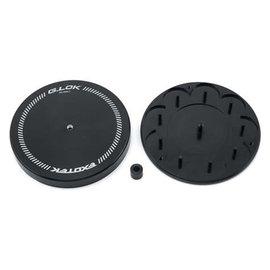 Exotek Racing EXO1700BLK  Black G.LOK Gear Locker Pinion & Spur Gear Case w/ Parts Tray