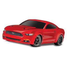 Traxxas TRA83044-4  Red Ford Mustang 4-Tec 2.0 RTR w/o Battery & Charger