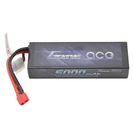Gens Ace GA-B1022  Gens Ace 2S 7.4v 5000mAh 50C LiPo Stick w/ Deans Plug (Type 1)
