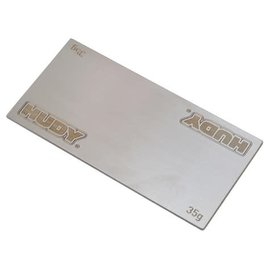 Hudy HUD293011  Hudy Stainless Steel Battery Weight (35g)