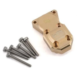 HOT RACING HRASXTF12CH  Hot Racing Axial SCX24 Brass Diff Cover