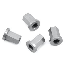 STRC SPTST3654-17DS  Silver Aluminum Internal Locknut (4)