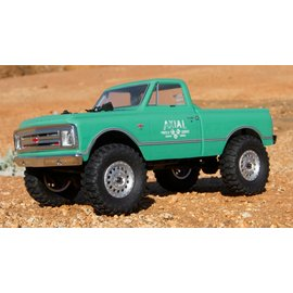 Axial Racing AXI00001T1  1/24 SCX24  Green 1967 Chevrolet C10 4WD Truck Brushed RTR