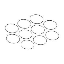 Xray XRA971255  Silicone O-Rings 25.5x0.7 (10)