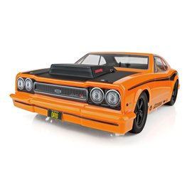 Team Associated ASC70025  Orange 1/10 DR10 2WD Drag Race Car Brushless RTR no Battery & charger