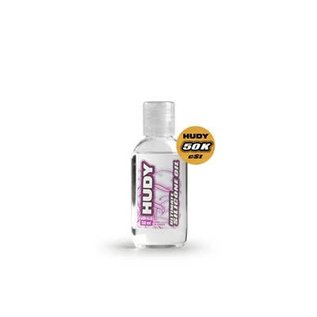 Hudy HUD106550  Hudy Ultimate Silicone Oil 50,000 CST (50mL)