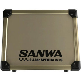 Sanwa SNW107A90552A  Sanwa Hard Carrying Case for M17 / MT-44