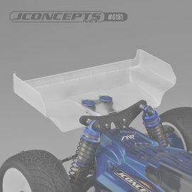 J Concepts JCO0181   Aero S-Type 7″ Rear Wing