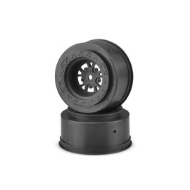 J Concepts JCO3400B   Tactic Street Eliminator 2.2 x 3.0″ 12mm Hex Rear Wheel (2)