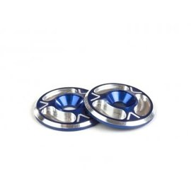 Avid RC AV10012-BLU  Blue HD Triad Wing Buttons