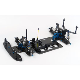 Custom Works R/C CSW0980  Intimidator 7 Direct Drive 1/10th Electric Latemodel Dirt Oval Kit