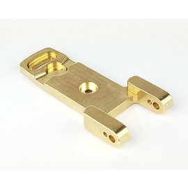 Custom Works R/C CSW3268  Brass Outer Pivot Arm for CW Arm