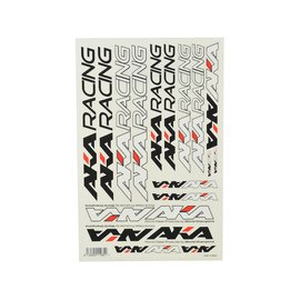 AKA Racing AKA98201  AKA Decal Sheet (Large)