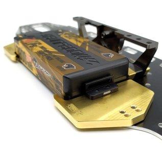 7075.it 7075-AWX-WT-01  7075IT  LCG Brass Shorty Battery Holder Kit for Awesomatix A800MMXA