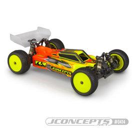 J Concepts JCO0414L  F2 - TLR 22X-4 Lightweight Body w/ S-Type Wing