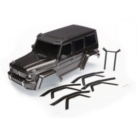 Traxxas TRA8811R  Black Mercedes-Benz® G 500® 4x4² w/ Accessories