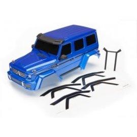 Traxxas TRA8811X  Blue Mercedes-Benz® G 500® 4x4² Body w/ Accessories