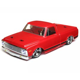 Vaterra VTR03100T2  Red 1/10 1972 Chevy C10 Pickup Truck V-100 S 4WD Brushed RTR