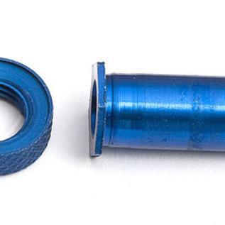 Team Associated ASC9156B  FT Blue Servo Saver Hub & Collar