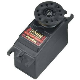 Futaba S9452 Digital Coreless Hi-Torque Megal Gear Servo .11sec/127.8oz @ 6.0V