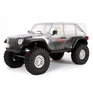 Axial Racing AXI03007  1/10 SCX10 III Jeep JLU Wrangler with Portals 4WD Kit