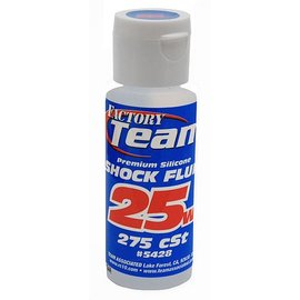 Team Associated ASC5428 25WT Silicone Shock Oil 2 oz