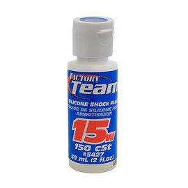 Team Associated ASC5427  15WT Silicone Shock Oil 2 oz