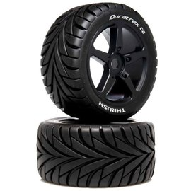 Duratrax DTXC5570  1/8 THRUSH Truggy Tire C2 Mounted 0 Offset (2)