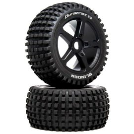 Duratrax DTXC5571  1/8 BLINDER Truggy Tire C2 Mounted 0 Offset (2)