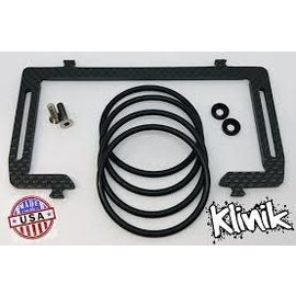 Klinik RC Klink RC TLR 22 5.0 AC/DC/SR Battery Cradle System